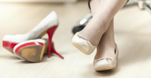 1.sepatu Flats Sangat Nyaman Digunakan