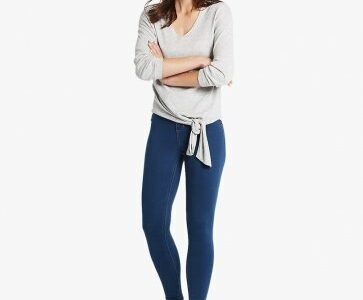 3. Marks & Spencer High Waist Super Skinny Jeans