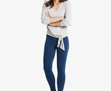 3. Marks & Spencer High Waist Super Skinny Jeans