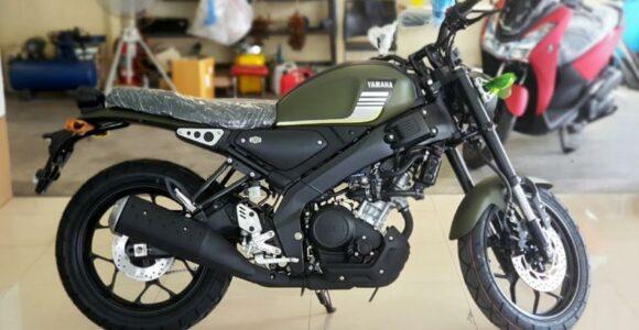 Desain Yamaha Xsr 155
