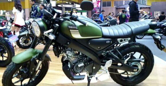 Fitur Andalan Yamaha Xsr 155