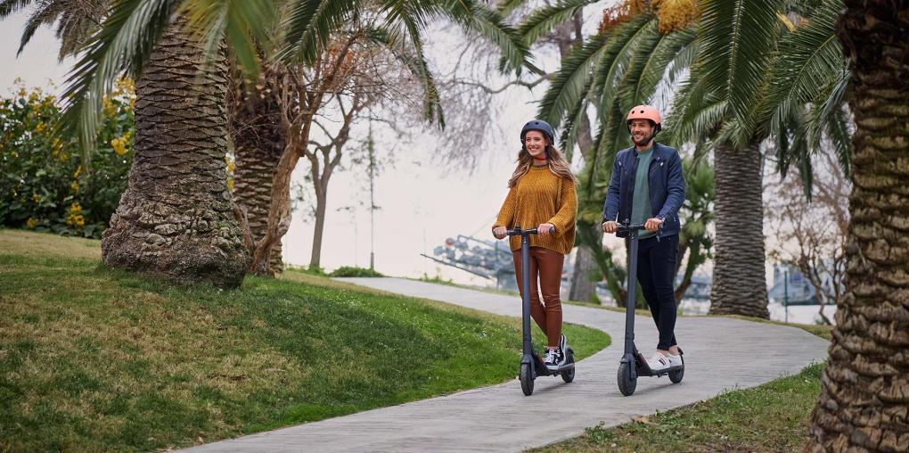 skuter listrik xiaomi